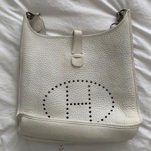 Hermes Evelyn's II GM Shoulder Bag 2005